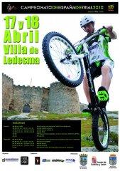 Campeonato de España de Trial Bici, Ledesma