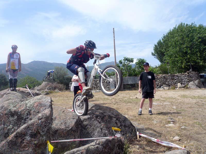 Marc Parra Bici Trial Pedro Bernardo