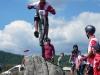 Marc Parra, salto a roca