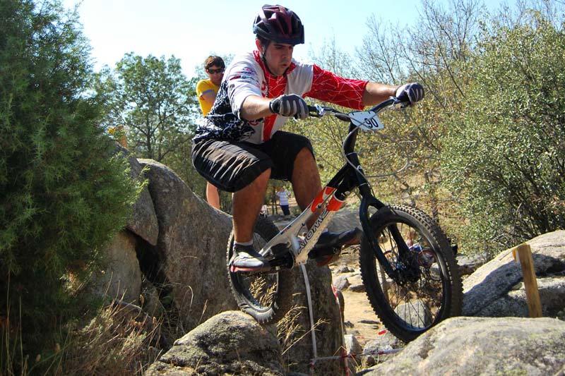 Trial Bici Becerril