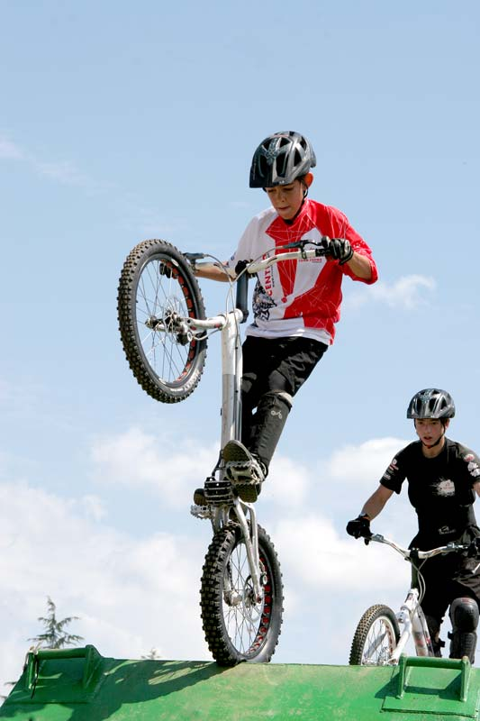 Club de Trial en Bici