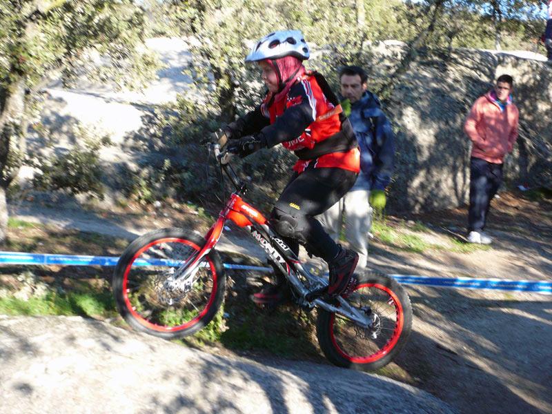 Copa Escuela Trial Bici Zona Centro 2009