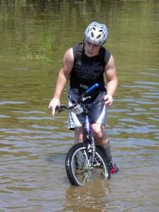 Trial en Bici