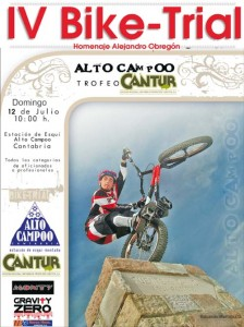 Bike Trial Alto Campoo