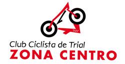 Logo Club Ciclista de Trial Zona Centro