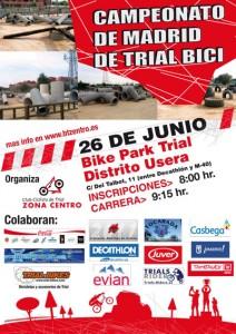 Campeonato de Madrid de Trial en Bici