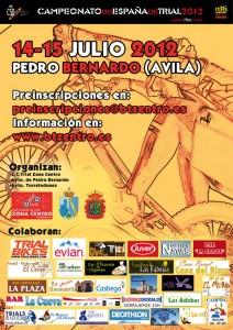 Campeonato de España de Trial en Bici 2012