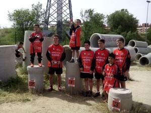campeones Madrid 2014 Trial